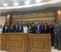 توقيع بروتوكول تعاون بين الهيئة القبطية ووزارة التضامن