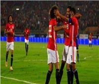 شاهد.. الشوط الأول| مصر تتقدم على سوازيلاند بهدف أحمد حجازي