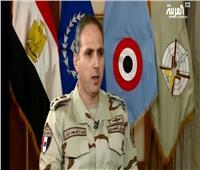المتحدث العسكري: الحفاظ على حياة المدنيين كان السبب في إطالة معركة شمال سيناء