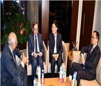 وزير البترول يبحث زيادة الاستثمارات مع شركة كويت انرجي ويونايتد انرجي الصينية