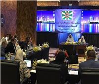 «سعفان» يطالب الدول العربية بسرعة سداد اشتراكاتهم في عضوية منظمة العمل