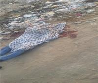النيابة تعاين موقع العثور على جثة مذبوحة بالإسماعيلية