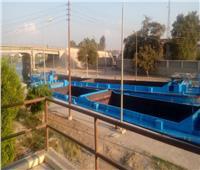 صور| أعمال صيانة بمنطقة بورسعيد النهرية وتجهيز الاستراحات