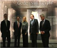 سفير مصر في هولندا يفتتح معرض «الآلهة المصرية» بـ500 قطعة أثرية