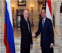 بث مباشر| مؤتمر صحفي بين الرئيس السيسي ونظيره الروسي