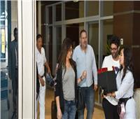 «إليسا» تصل القاهرة إستعدادًا لحفل جامعة الدلتا