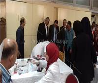 طب المنوفية تفحص 1000حالة في حملة حلل وأطمن