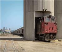 ميناء دمياط يستقبل 3 قطارات لنقل الغلال خلال 24 ساعة
