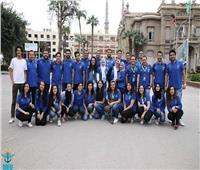 فتح باب التقدم لتنظيمية «محاكاة الاتحاد الأوروبي» بجامعة عين شمس