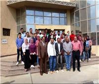 انطلاق الفوج الثانيمن شباب الجامعات ضمن مبادرة «كل يوم جديد»