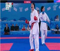 ياسمين نصر تحصد الذهبية الثالثة لمصر بأولمبياد الشباب