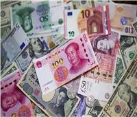 تراجع أسعار العملات الأجنبية في البنوك اليوم