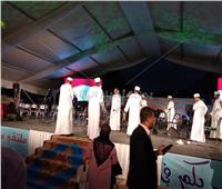 خالد فودة: ملتقى سانت كاترين العالمي دعوة للسلام