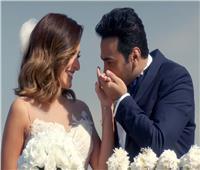 فيديو| تامر حسني يطرح كليب «حلم سنين» من فيلم «البدلة»
