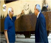 رئيس مصنع سيماف: شعار سكك حديد مصر عالمي