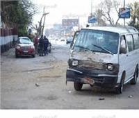 مصرع 3 أشخاص وإصابة 9 آخرين فى حادث بطريق «شبين القناطر – قليوب»