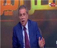 فيديو| توفيق عكاشة: الهرم مركز الأرض.. ونواجه الحروب منذ 3 آلاف عام