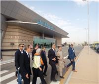 وزيرة الصحة: مسح «فيروس سي» لـ«المسافرين والمودعين» في مطار أسيوط