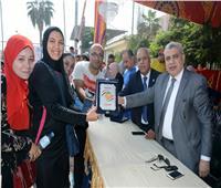 التربية الرياضية تحصد المركز الأول بماراثون جامعة طنطا