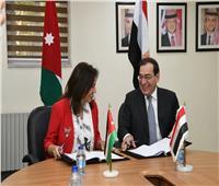 مصر والأردن يوقعان مذكرة تفاهم لتعزيز التعاون في مجال الطاقة