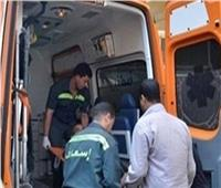 إصابة 14 شخصا في انفجار أنبوبة بوتجاز بالحوامدية