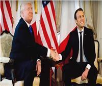 ماكرون يبحث مع ترامب هاتفيا الأزمة السورية ومقتل خاشقجي