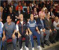 محافظ المنوفية يشهد إحتفالية الجامعة بالذكري الـ45 لنصر أكتوبر
