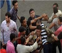 إصابة 3 اشخاص في مشاجرة بين أصحاب المحلات وبلطجية في المعصرة