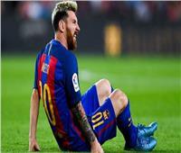 21 إصابة لميسي في تاريخه حرمته من 80 مباراة