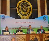 «عرفات» أمام وزراء النقل العرب: دعم الاقتصاد الفلسطيني ضرورة
