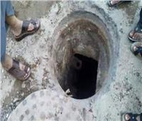 مصرع 4 أشخاص داخل «بيارة» صرف صحي في كفر الشيخ