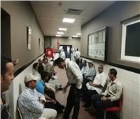 مبادرة القضاء على فيروس سي داخل فنادق شرم الشيخ للكشف على العاملين
