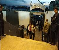 بالصور |حافلة الأهلي تصل ملعب «8 مايو» لمواجهة وفاق سطيف