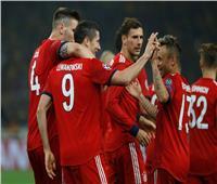 فيديو| بايرن ميونخ يفوز على آيك أثينا بهدفين في دوري الأبطال
