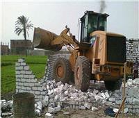محافظ الشرقية: إزالة التعديات علي الأراضي الزراعية بـ ٢٨٨ فدانا