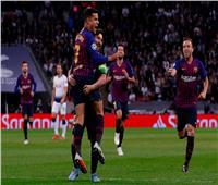 بث مباشر  مباراة برشلونة وإنتر ميلان
