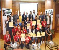 بوابة أخبار اليوم تكرم أبطال مصر الفائزين بالميداليات في أولمبياد الأرجنتين