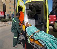 «الصحة»: 21 مصابًا في تصادم سيارتي «ميكروباص» بسوهاج