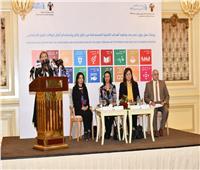 مايا مرسي: 21 وزارة تعاونت لتمكين المرأة