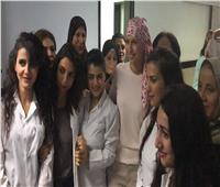 فيديو  أحدث ظهور لأسماء الأسد بعد إصابتها بالسرطان