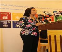 مايا مرسي: البيانات الوطنية عن المرأة يجب اعتمادها على المستوى الدولي