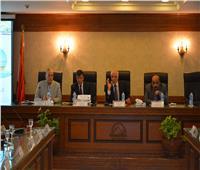 300 طالب مصري ورواندي يشاركون في زراعة 200 شجرة «بامبو»