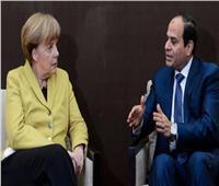 زيارة السيسي لألمانيا  مصر تقود التنمية في أفريقيا انطلاقا من قمة برلين