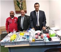 إحباط محاولة تهريب أجهزة ومستلزمات «طب الأسنان» بمطار برج العرب