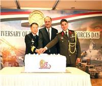 مكتب دفاع «سول» يحتفل بالذكرى الـ45 لانتصارات أكتوبر بكوريا الجنوبية