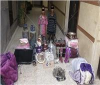 القبض على تشكيل عصابي لسرقة المنازل بمدينة بدر