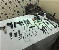 ضبط ورشة لتصنيع الأسلحة بالمطرية