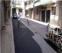 محافظ أسيوط يشدد على الإنتهاء من خطط رصف الشوارع