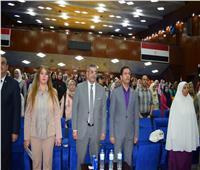 افتتاح ورشة استخدام بنك المعرفة المصري بجامعة بنها