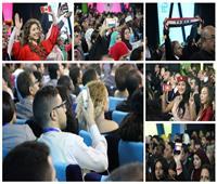 منتدى شباب العالم 2018  3 شائعات على الـ«سوشيال ميديا» تفشل في إحباط المشاركين